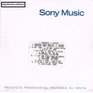 DANGEROUS CD PROMO MEXICAIN dans CD dansgerous11-300x300