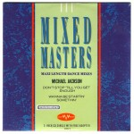 3″INCH CD MIXED MASTERS MICHAEL JACKSON DON'T STOP'TILL YOU GET ENOUGH - WANNA BE STARTIN' SOMETHIN' dans 3