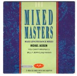 3″INCH CD MIXED MASTERS MICHAEL JACKSON YOU CAN'T WIN - BILLIE JEAN dans 3