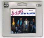 THE JACKSONS ART OF MADNESS : 2ème 3INCH CD 3 TITRES dans 3